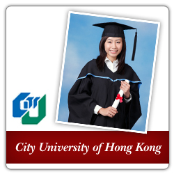The Open Unvesity of Hong Kong's Graduation Leaflet